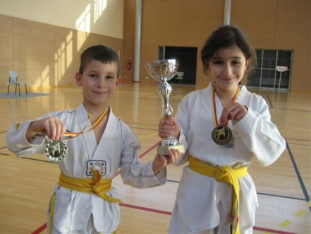 Le club de Taekwondo de Sarreguemines: le critérieum de Champigneulles