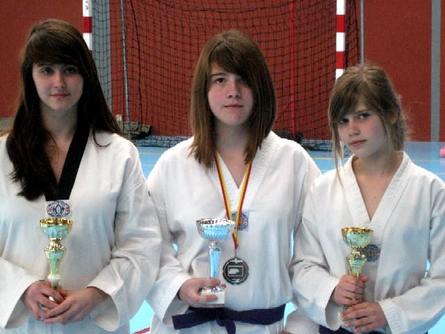Le club de Taekwondo de Sarreguemines: Le championnat de Lorraine poumsés 2010