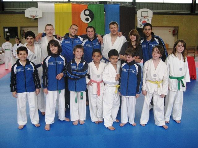 Le club de Taekwondo de Sarreguemines: HAMssVARSBERG