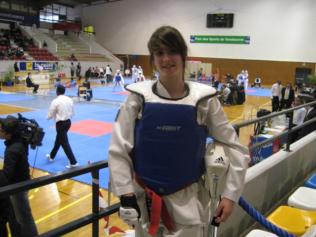 Le club de Taekwondo de Sarreguemines: L'open international de Lorraine