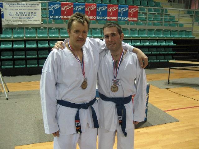Le club de Taekwondo de Sarreguemines: l'open de Mulhouse