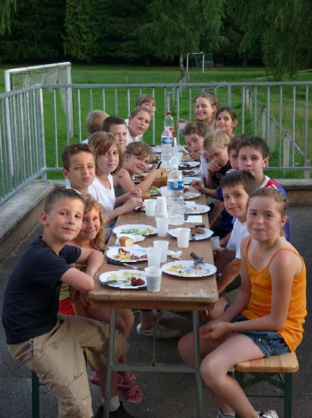 Le club de Taekwondo de Sarreguemines: la fête de fin d'année