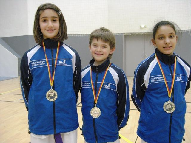 Le club de Taekwondo de Sarreguemines: L'open de Metz