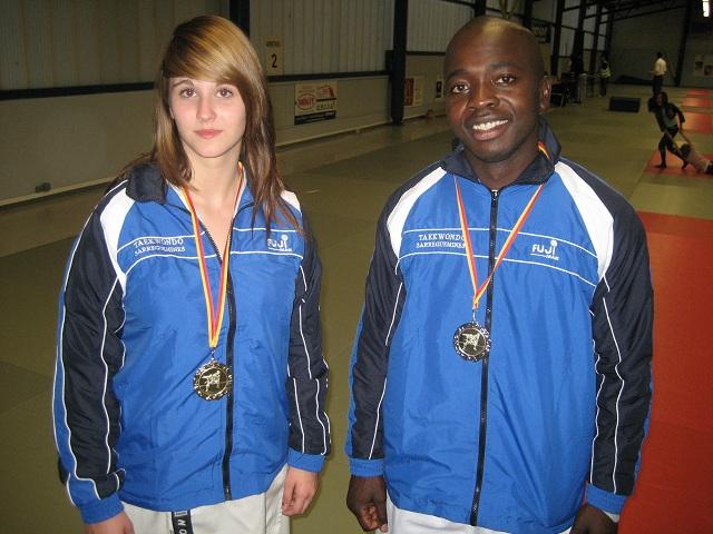 Le club de Taekwondo de Sarreguemines: L'open des Vosges