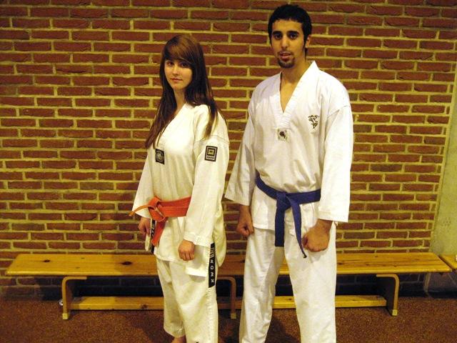 Le club de Taekwondo de Sarreguemines: Nos arbitres de région