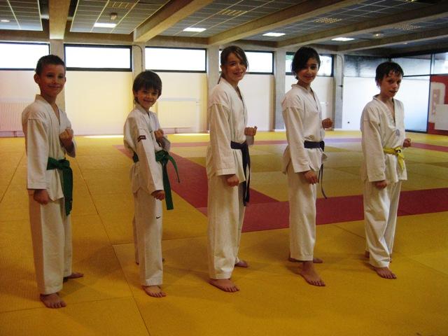 Le club de Taekwondo de Sarreguemines - Lorraine: Le CFE Nancy