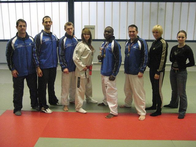 Le club de Taekwondo de Sarreguemines - Lorraine: L'open des Vosges