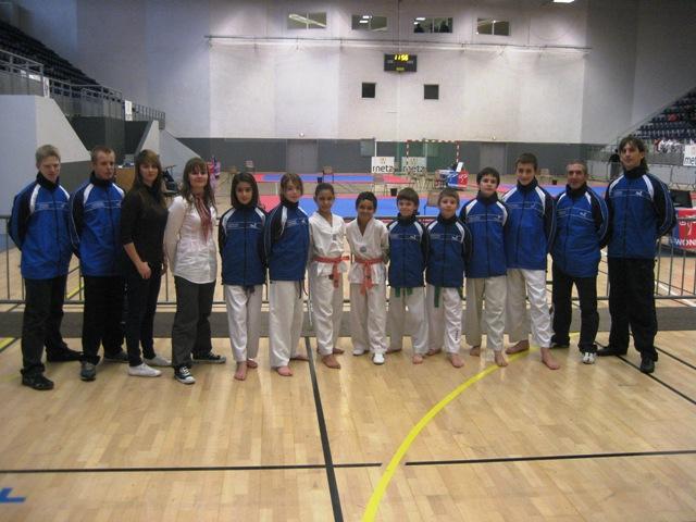 Le club de Taekwondo de Sarreguemines - Lorraine: L'open de Metz