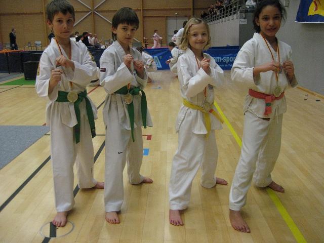 Le club de Taekwondo de Sarreguemines - Lorraine: Le criterium saint Nicolas de Champigneulles