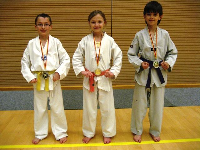 Le club de Taekwondo de Sarreguemines - Lorraine: Le critérium Saint Nicolas