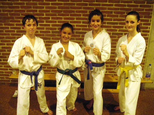 Le club de Taekwondo de Sarreguemines - Lorraine: Le Centre Féderal Espoir