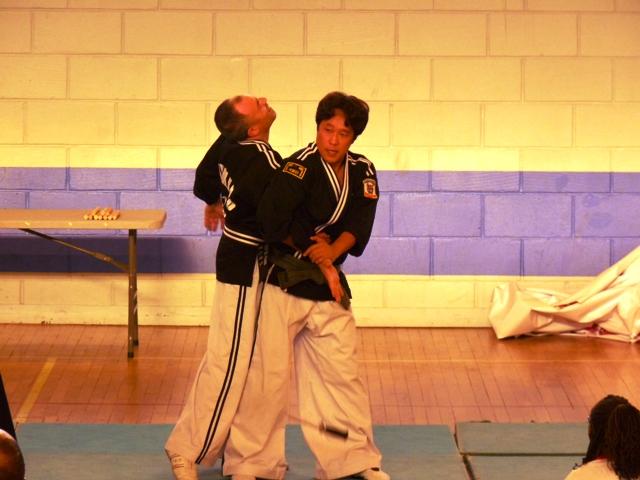 Le club de HAPKIDO de Sarreguemines - Lorraine: Séminaire des Arts Coréens