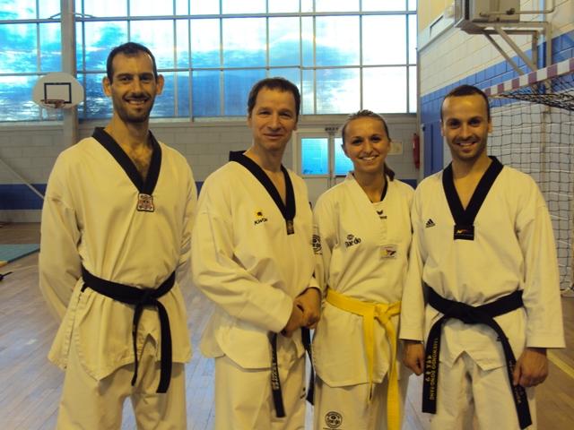 Le club de Taekwondo de Sarreguemines - Lorraine: Le séminaire des Arts Coréens