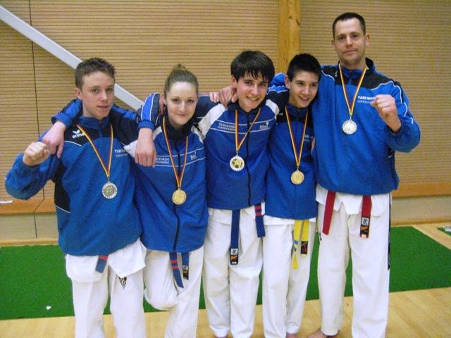 Le club de Taekwondo de Sarreguemines - Lorraine: Championnat de Lorraine