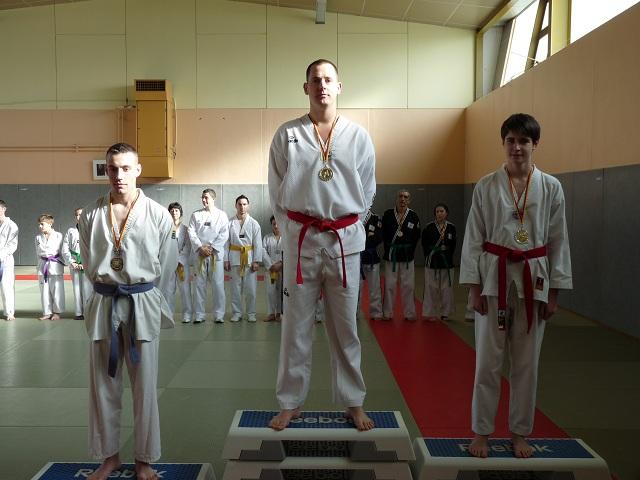 Le club de Taekwondo de Sarreguemines - Lorraine: Coupe technique de Meurthe-et-Moselle