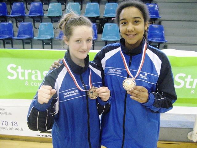Le club de Taekwondo de Sarreguemines - Lorraine: L'Open d'Alsace