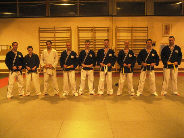 Le club de HAPKIDO de Sarreguemines - Lorraine: Le passage de grades