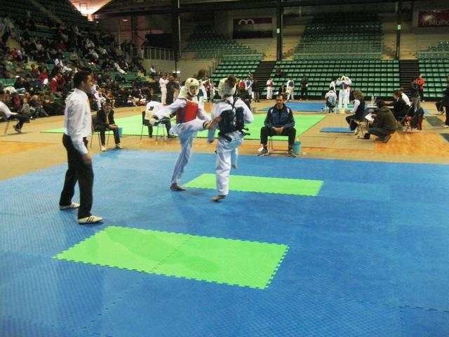 Le club de Taekwondo de Sarreguemines - Lorraine: La coupe d'Alsace