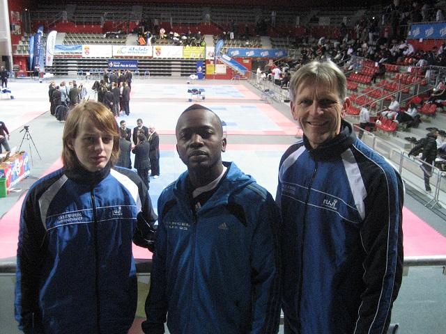 Le club de Taekwondo de Sarreguemines - Lorraine: Le championnat de France Seniors
