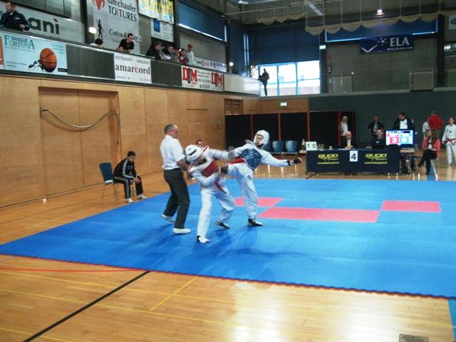 Le club de Taekwondo de Sarreguemines - Lorraine: L'Open du Luxembourg
