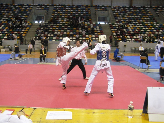Le club de Taekwondo de Sarreguemines - Lorraine: L'Open de Lorraine
