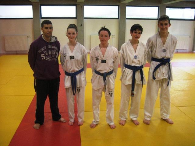 Le club de Taekwondo de Sarreguemines - Lorraine: Centre Fédéral Espoir