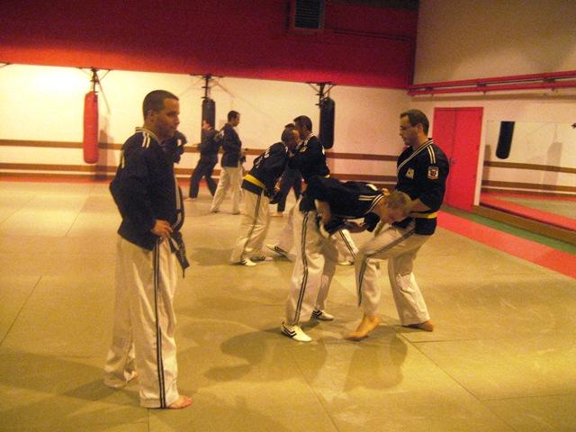 Le club de HAPKIDO de Sarreguemines - Lorraine: La reprise de saison