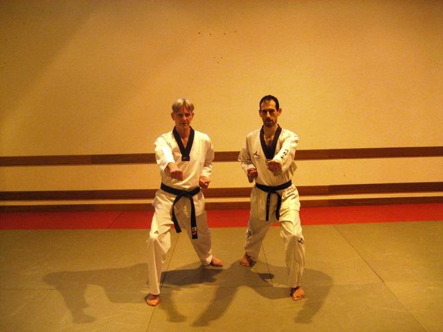 Le club de Taekwondo de Sarreguemines - Lorraine: la reprise des entrainements