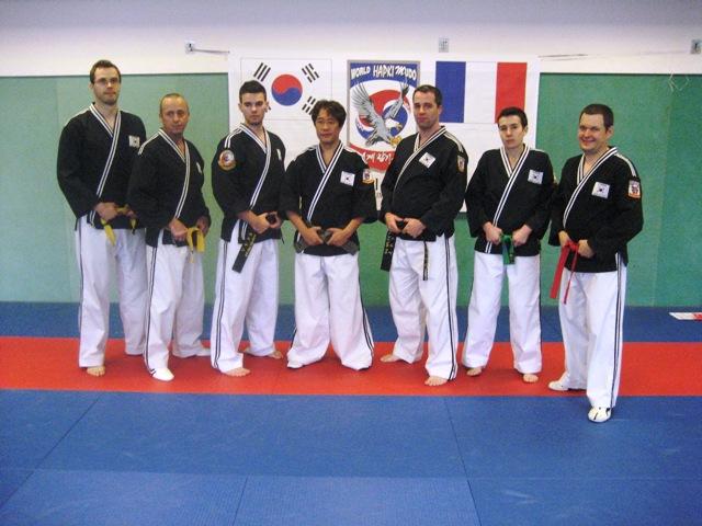 Le club de HAPKIDO de Sarreguemines - Lorraine: Stage au CREPS de Lorraine