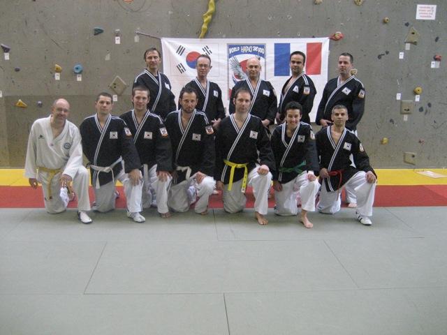 Le club de HAPKIDO de Sarreguemines - Lorraine: Stage Régional
