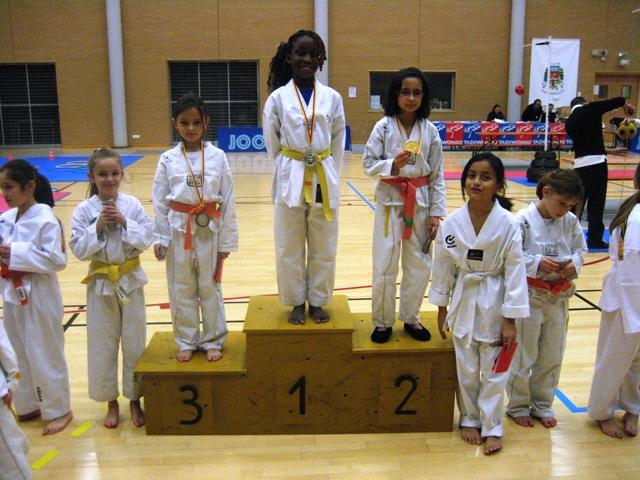 Le club de Taekwondo de Sarreguemines - Lorraine: Critérium Saint Nicolas