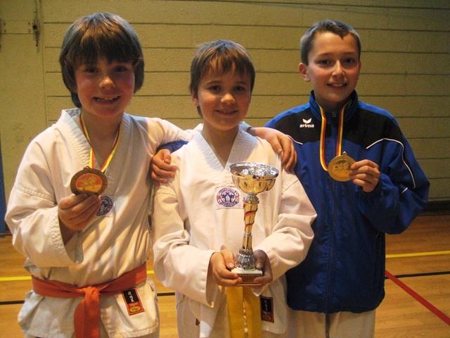 Le club de Taekwondo de Sarreguemines - Lorraine:  Critérium de Moselle