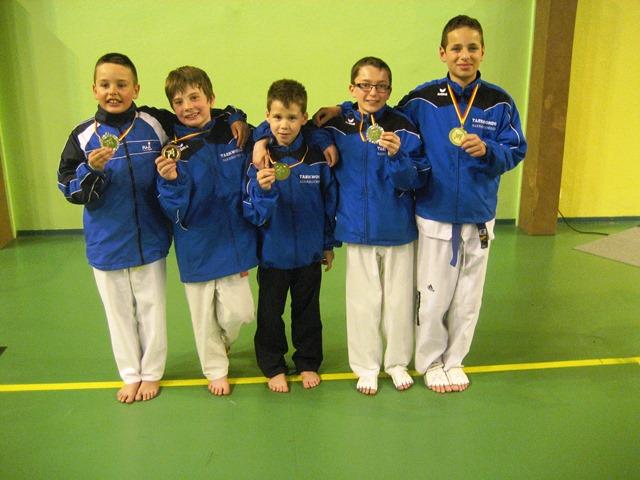 Le club de Taekwondo de Sarreguemines - Lorraine:  Coupe de Lorraine