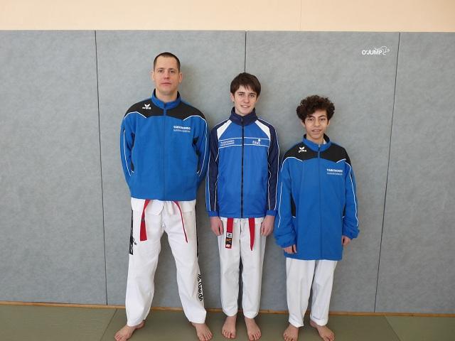 Le club de Taekwondo de Sarreguemines - Lorraine: Coupe technique de Meurthe et Moselle
