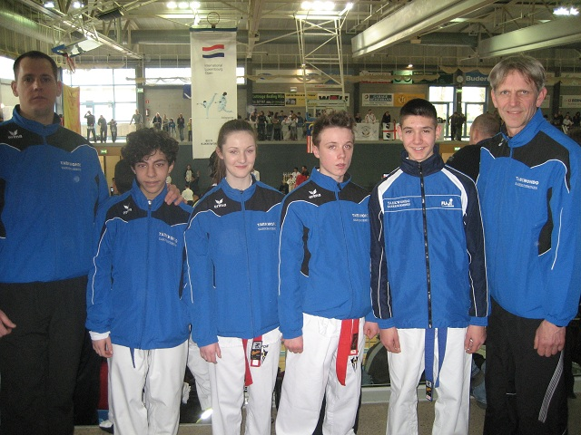 Le club de Taekwondo de Sarreguemines - Lorraine: Open International du Luxembourg
