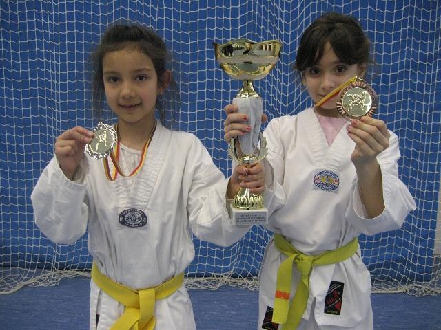 Le club de Taekwondo de Sarreguemines - Lorraine: Critérium de Moselle Enfants
