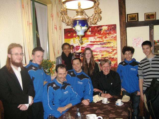 Le club de Taekwondo de Sarreguemines - Lorraine: L'Open d'Alscase