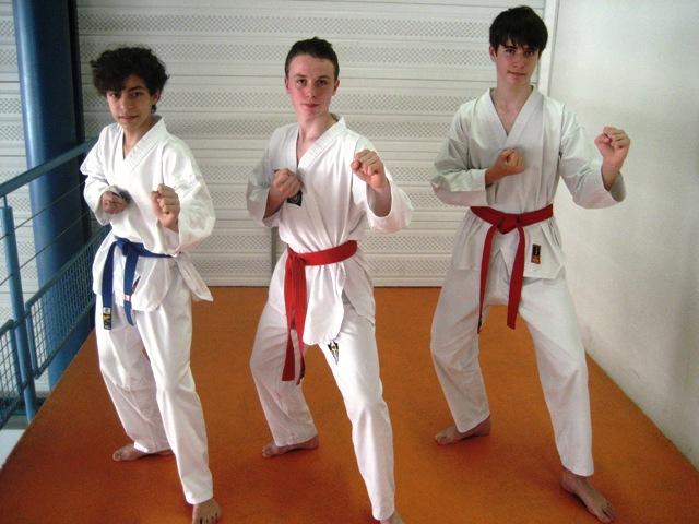 Le club de Taekwondo de Sarreguemines - Lorraine: Concours poumses