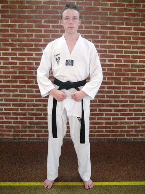 Le club de Taekwondo de Sarreguemines - Lorraine: Ceinture noire 1er Dan