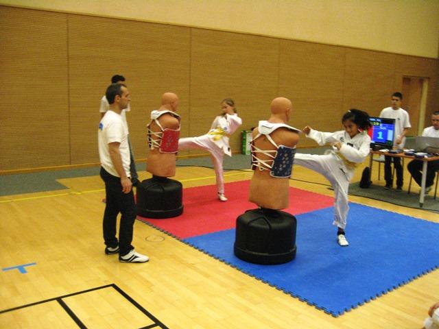 Le club de Taekwondo de Sarreguemines - Lorraine: Critétium Saint Nicolas