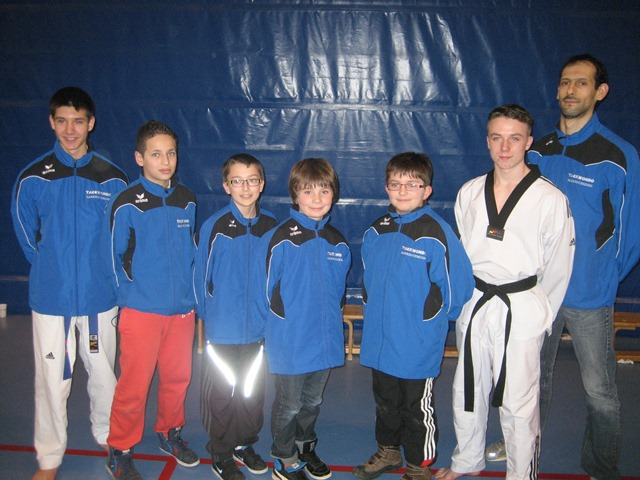 Le club de Taekwondo de Sarreguemines - Lorraine: Open international d'Alsace