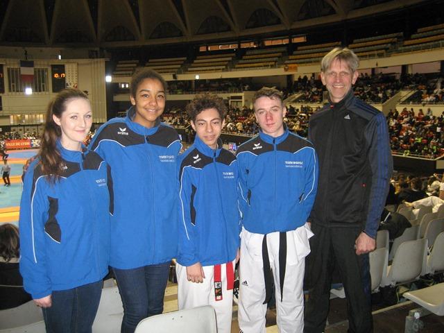 Le club de Taekwondo de Sarreguemines - Lorraine: Championnats de France