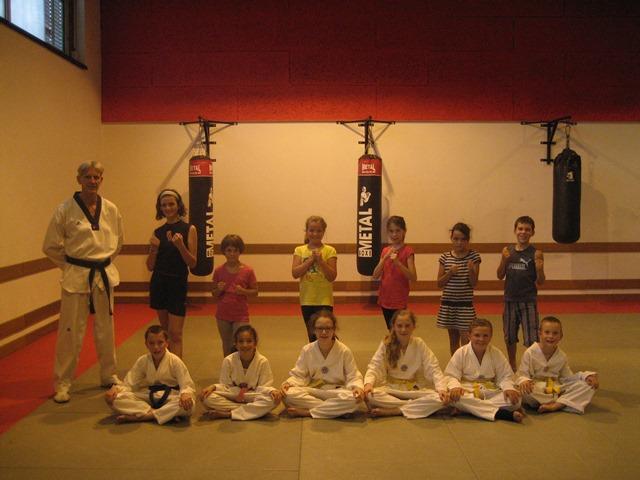 Le club de Taekwondo de Sarreguemines - Lorraine: Ticket Sport vacances d'été.