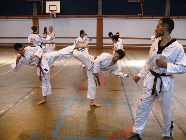 Le club de Taekwondo de Sarreguemines - Lorraine: La reprise de saison.