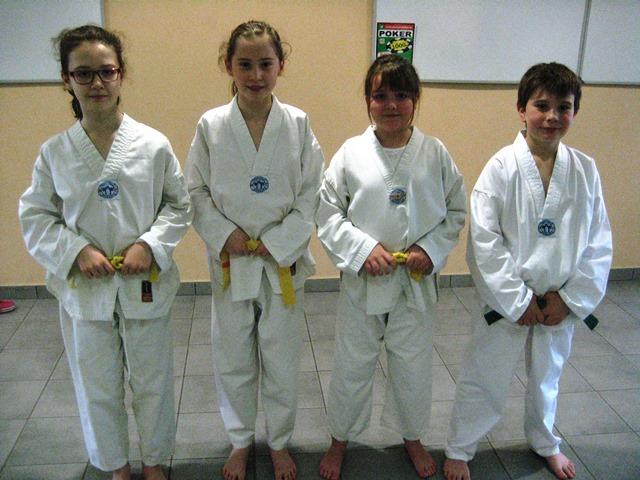 Le club de Taekwondo de Sarreguemines - Lorraine:  Critérium de la Saint-Nicolas.