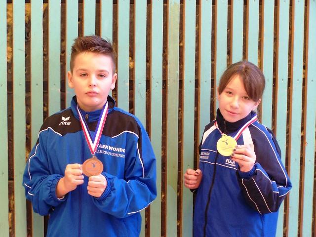 Le club de Taekwondo de Sarreguemines - Lorraine:  Coupe d'Alsace 2016