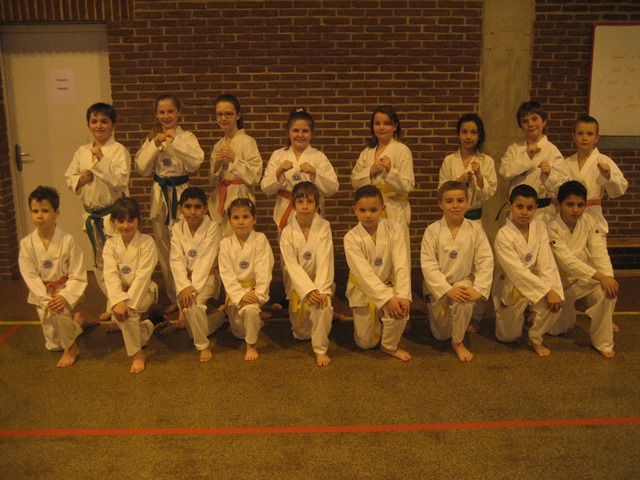 Le club de Taekwondo de Sarreguemines - Lorraine:   Critérium de Moselle.