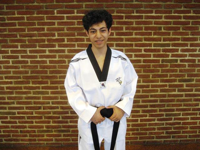 Le club de Taekwondo de Sarreguemines - Lorraine:   Grade 1er Dan.