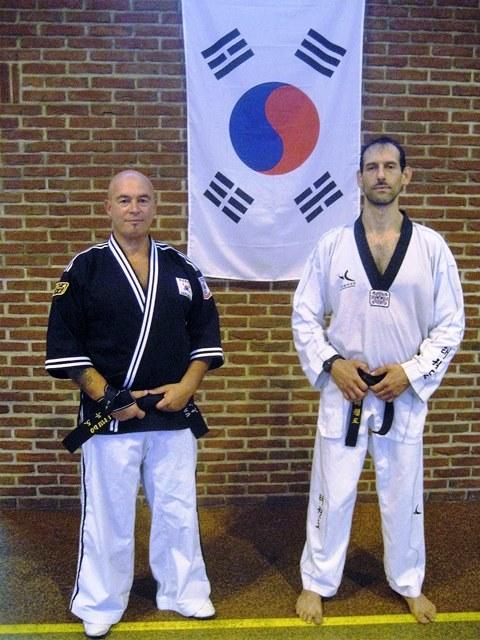 Le club de Taekwondo de Sarreguemines - Lorraine:  Les pratiques.