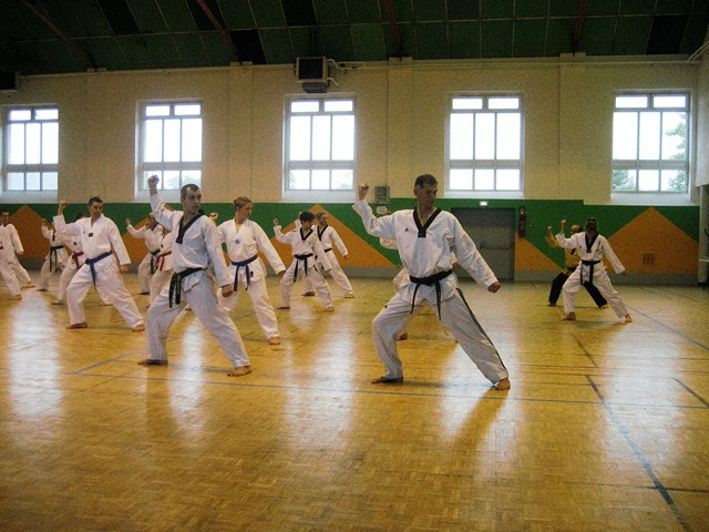 Le club de Taekwondo de Sarreguemines - Lorraine:  Séminaire de Saint-Avold